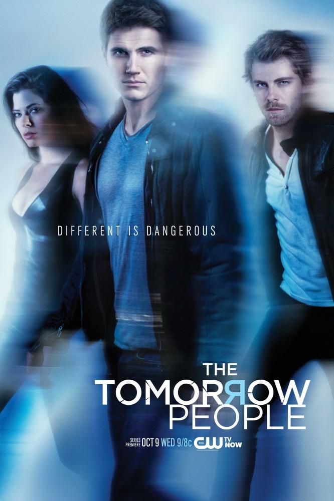 Люди будущего - The Tomorrow People