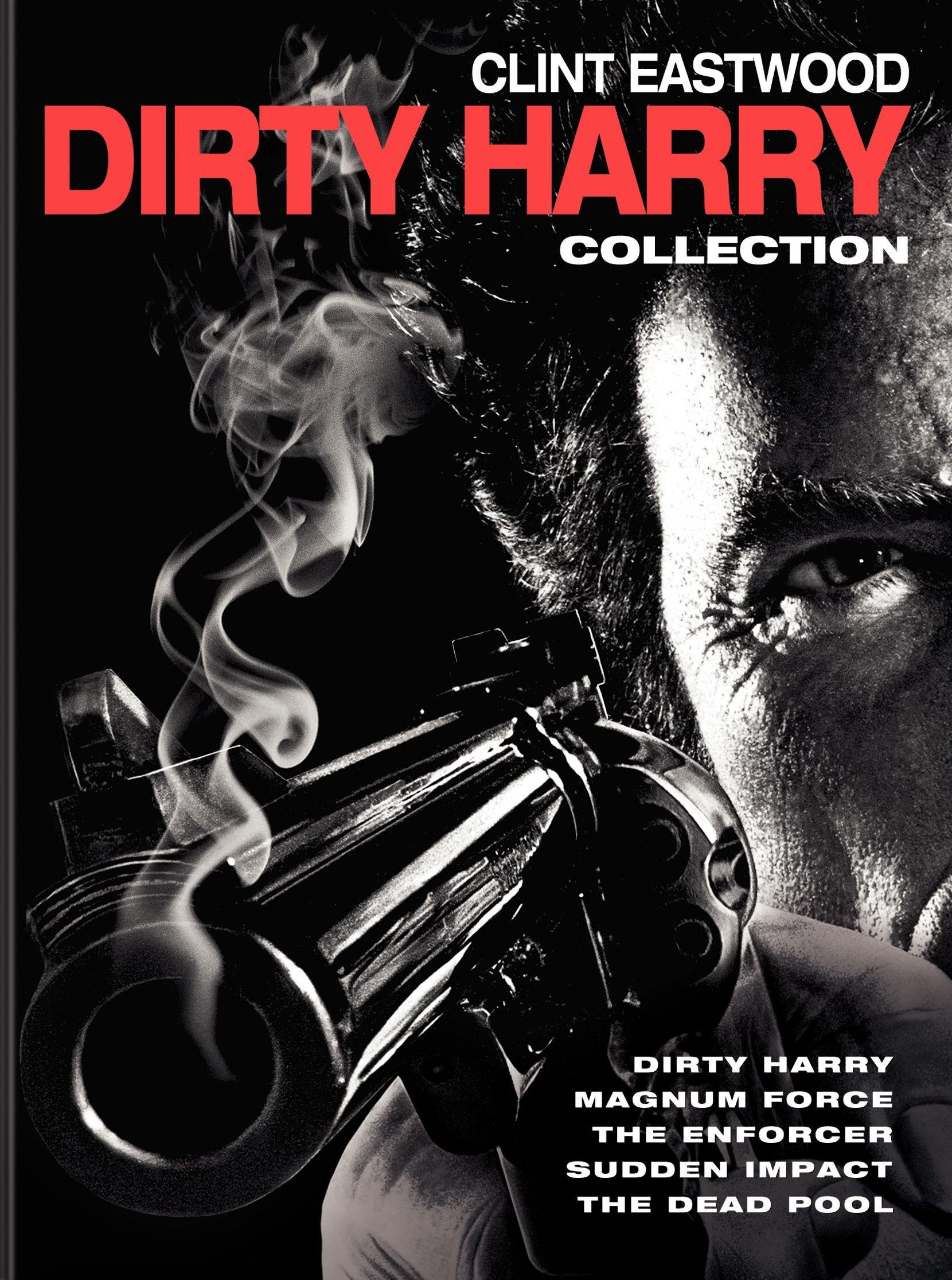 ������� �����: ��������� - Dirty Harry. Collection