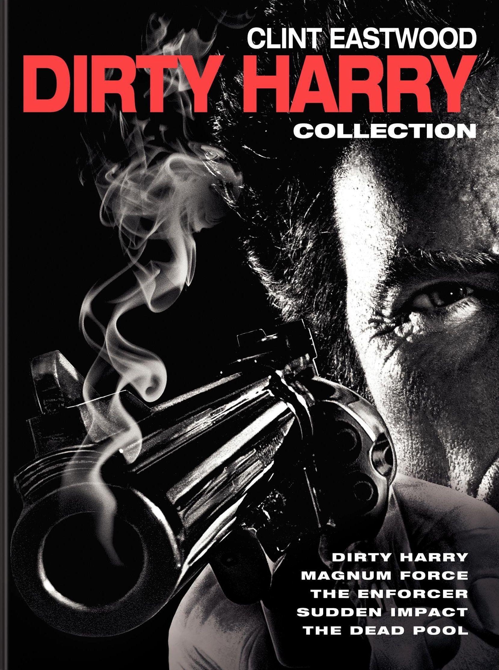 Грязный Гарри: Коллекция - Dirty Harry. Collection