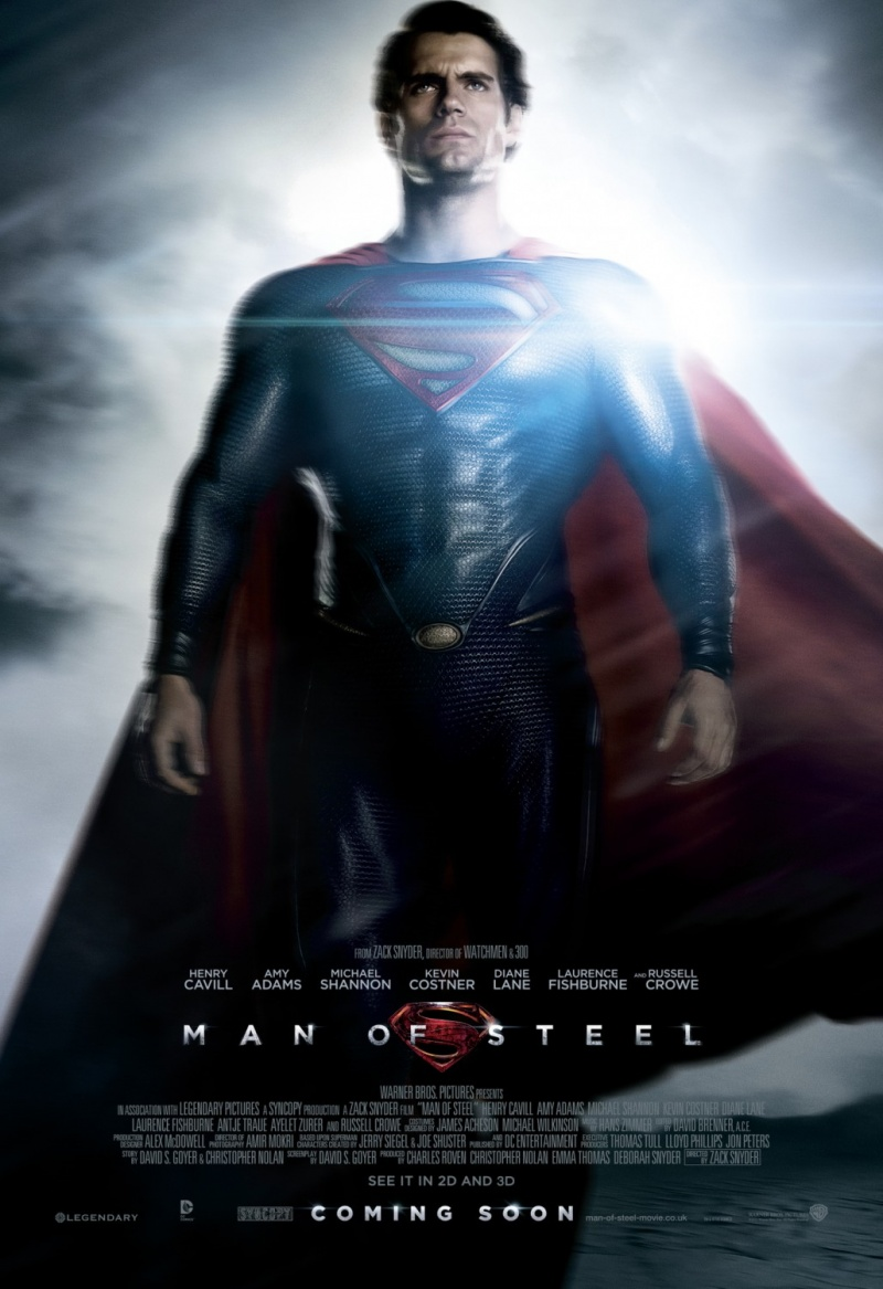 Человек из стали - Man of Steel
