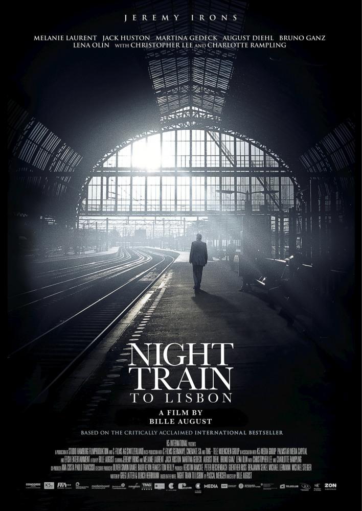 Ночной поезд до Лиссабона - Night Train To Lisbon