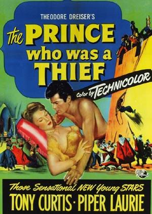 Принц, который был вором - The Prince Who Was A Thief