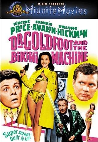 ������ ������� � ������-������ - Dr. Goldfoot And The Bikini Machine