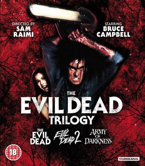 Зловещие мертвецы: Трилогия - The Evil Dead- Trilogy