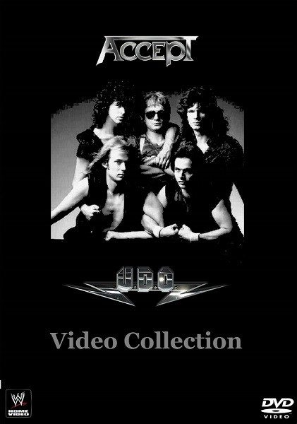 Accept & U.D.O. - Video Collection
