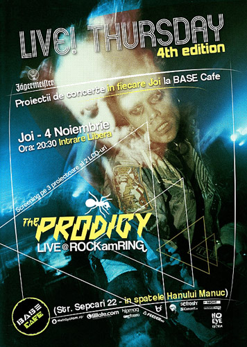 The Prodigy: Rock Am Ring