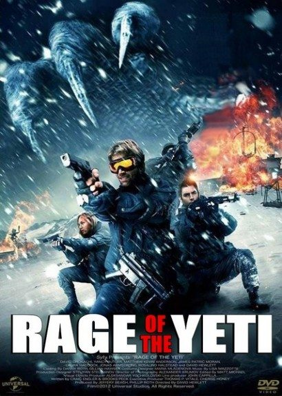 Гнев Йети - Rage of the Yeti