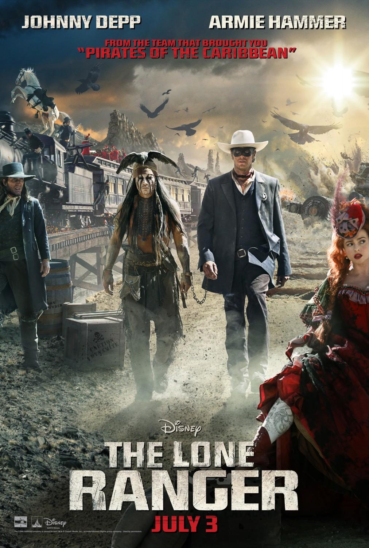 Одинокий Рейнджер: Дополнительные материалы - The Lone Ranger- Bonuces
