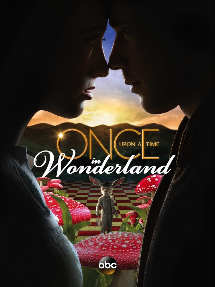 Однажды в стране чудес - Once Upon a Time in Wonderland
