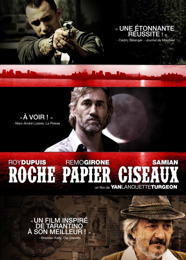 Камень – ножницы – бумага - Roche papier ciseaux