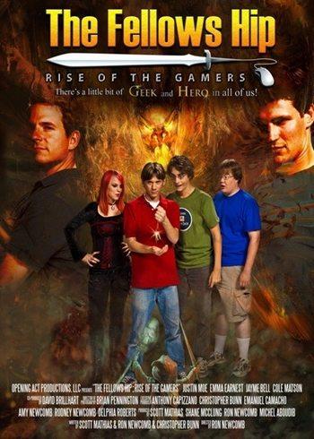 Братство: Взлет геймеров - The Fellows Hip- Rise of the Gamers