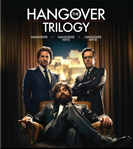 Мальчишник: Трилогия - The Hangover- Trilogy