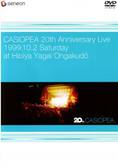 Casiopea - 20th Anniversary Live 1999