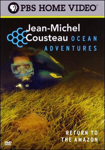 Жан-Мишель Кусто. Океанские приключения. - Jean-Michel Cousteau. Ocean Adventures