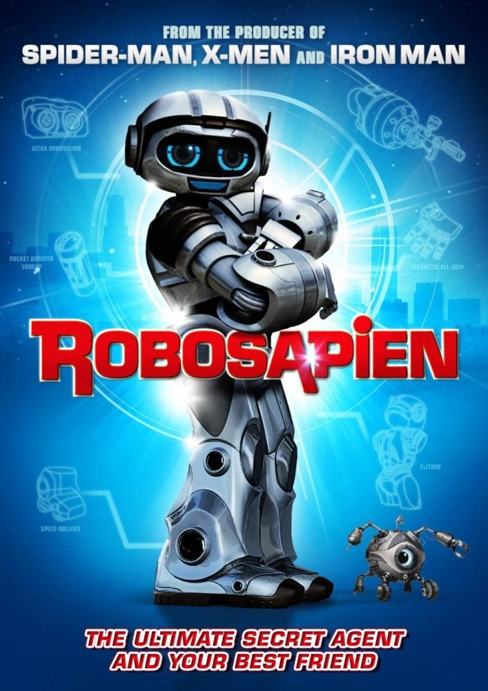 Робосапиен: Перезагрузка - Robosapien- Rebooted
