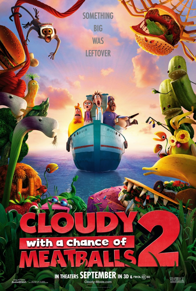 �������... 2: ����� ��� - Cloudy 2- Revenge of the Leftovers