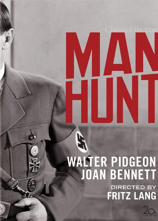 Охота на человека - Man Hunt