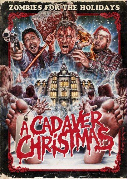 Рождество с трупаками - A Cadaver Christmas