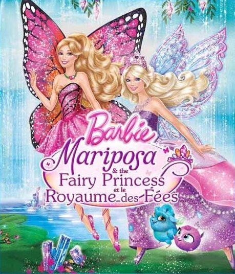 Барби: Марипоса и Принцесса-фея - Barbie- Mariposa & The Fairy Princess