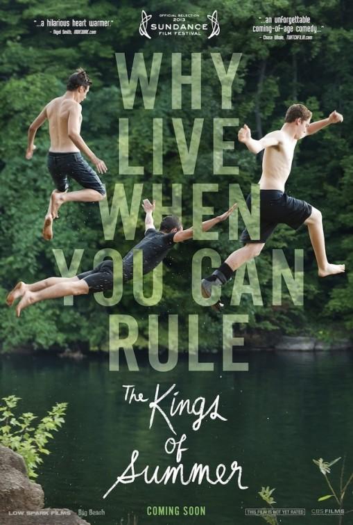 Короли лета - The Kings of Summer