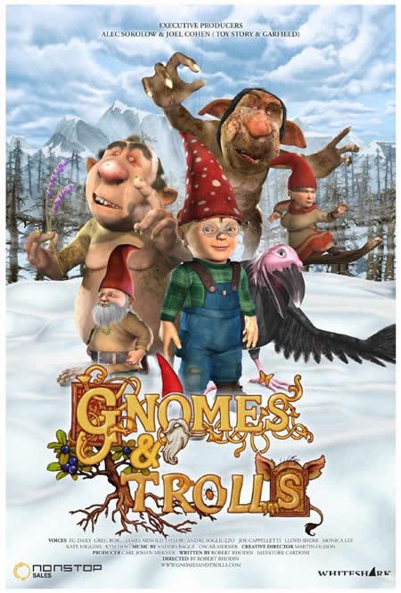 Гномы и тролли: Секретная кладовая - Gnomes and Trolls- The Secret Chamber