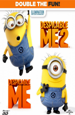 Гадкий Я: Дилогия - Дополнительные материалы - Despicable Me- Dilogy - Bonuces