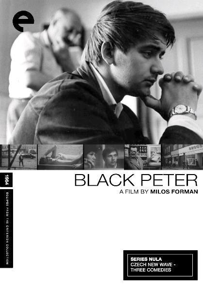 Черный Петр - CernГЅ Petr
