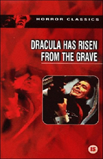 Дракула восстал из мертвых - Dracula Has Risen from the Grave