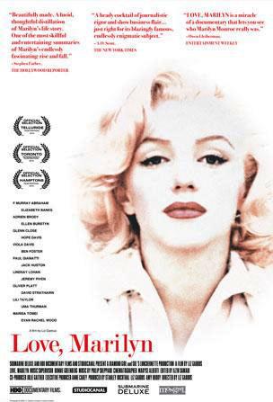 Неизвестная Мэрилин - Love, Marilyn