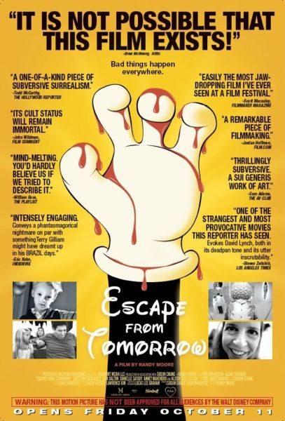 Побег из завтра - Escape from Tomorrow