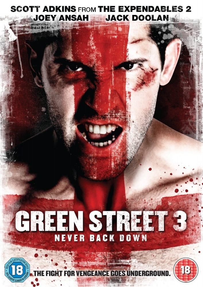 Хулиганы 3 - Green Street 3- Never Back Down