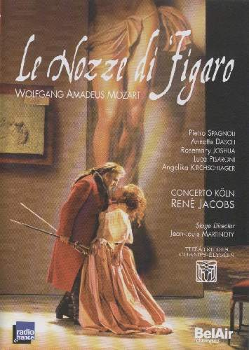 Вольфганг Моцарт - Женитьба Фигаро - Wolfgang Mozart - Le Nozze Di Figaro