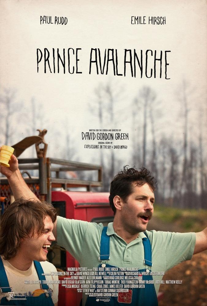 Повелитель лавин - Prince Avalanche