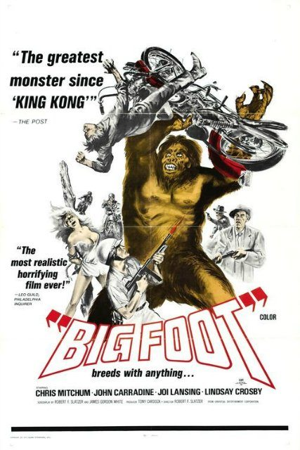 Бигфут - Bigfoot, Big Foot
