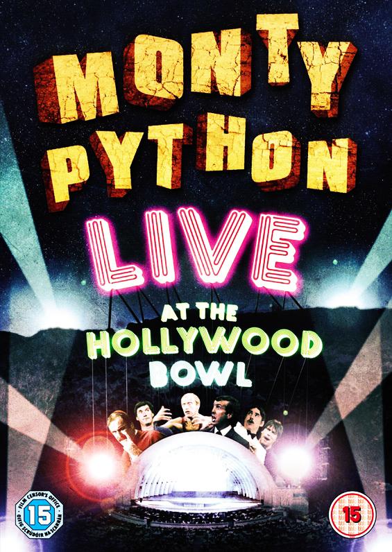 Монти Пайтон: Выступление в Голливуде - Monty Python- Live at the Hollywood