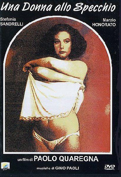 Женщина в зеркале - Una donna allo specchio