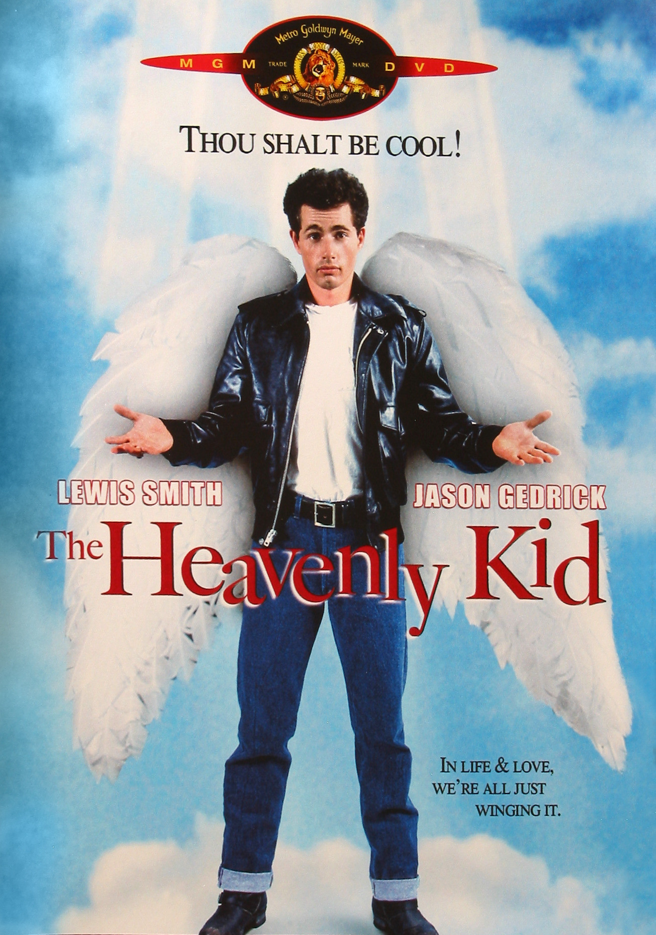 Парень с небес - The Heavenly Kid