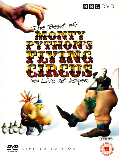 Монти Пайтон: Выступление в Аспене - Monty Python- Live at Aspen
