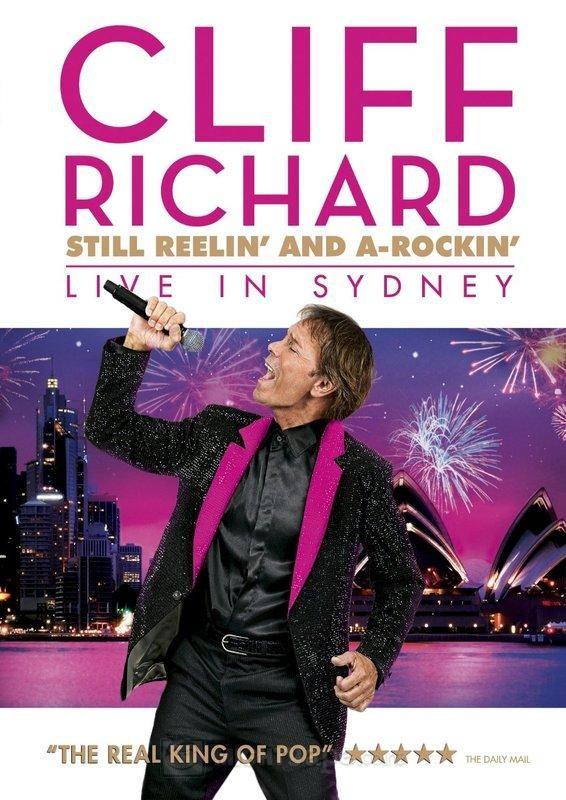 Cliff Richard: Still Reelin' and A-Rockin'
