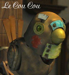 Кукушка - Le Cou Cou