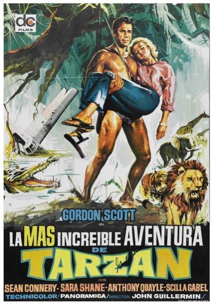Великое приключение Тарзана - Tarzan's Greatest Adventure