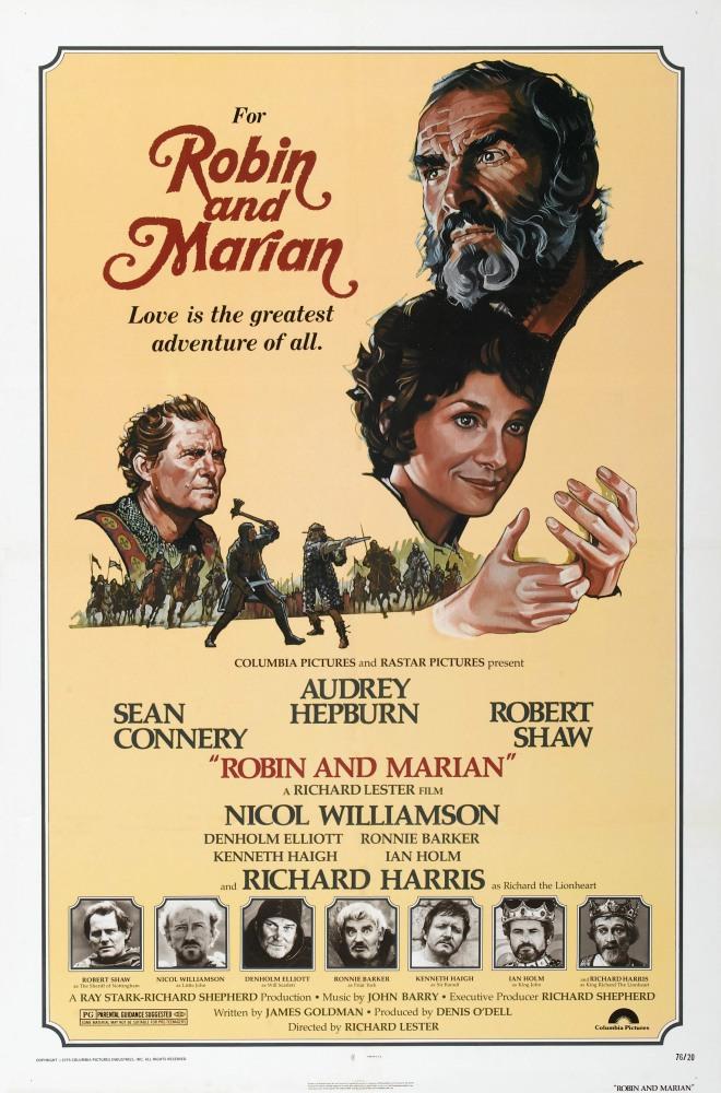 Робин и Мэриан - Robin and Marian