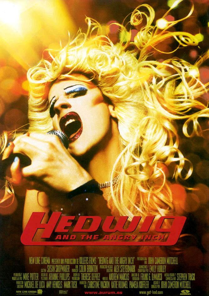 Хедвиг и злосчастный дюйм - Hedwig and the Angry Inch