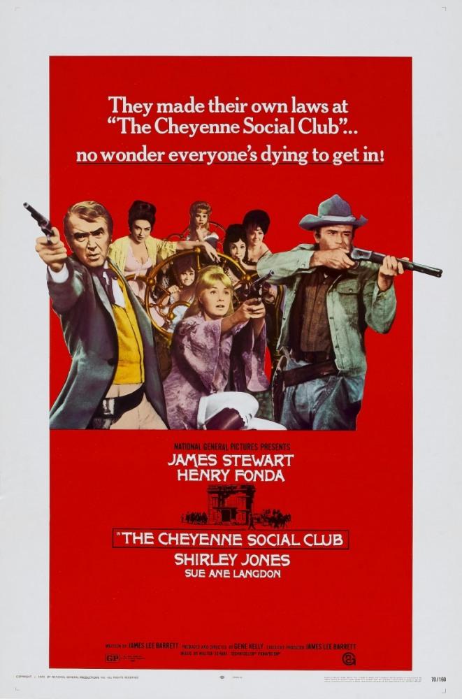 Общественный клуб города Шайенн - The Cheyenne Social Club