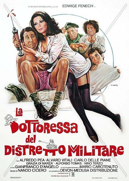 Докторша из военного госпиталя - La dottoressa del distretto militare