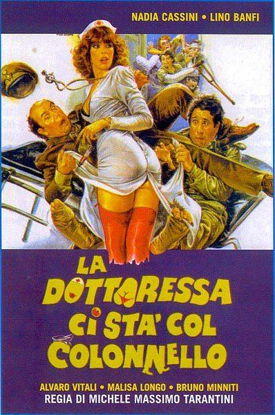 Докторша и полковник - La dottoressa ci sta col colonnello