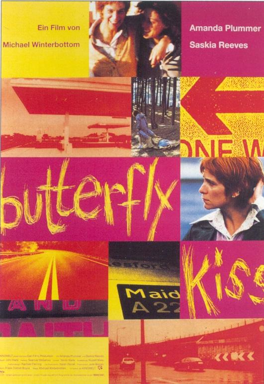 Поцелуй бабочки - Butterfly Kiss