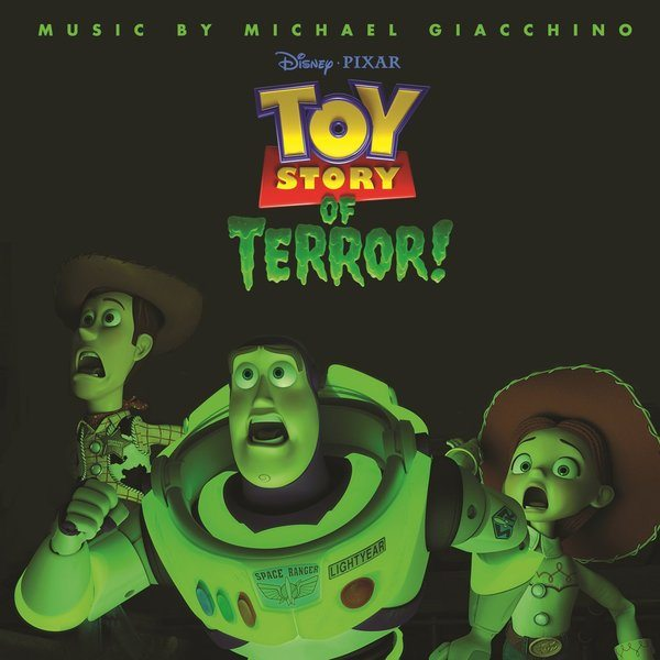 Игрушечная история террора - Toy Story of Terror