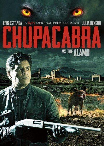 Чупакабра против Аламо - Chupacabra vs. the Alamo