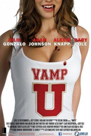 Университетский вампир - Vamp U